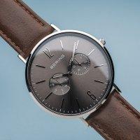 Zegarek męski Bering classic 14240-309 - duże 5