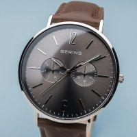 Zegarek męski Bering classic 14240-309 - duże 7