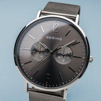 Zegarek męski Bering classic 14240-309 - duże 6