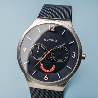 Zegarek męski Bering classic 33441-307 - duże 2