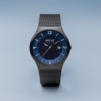 Zegarek męski Bering solar 14440-227 - duże 2