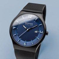 Zegarek męski Bering solar 14440-227 - duże 3