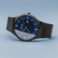 Zegarek męski Bering solar 14440-227 - duże 4