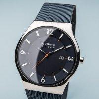 Zegarek męski Bering solar 14440-307 - duże 2