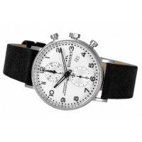 Zegarek męski Bisset klasyczne BSCE84SASB05AX - duże 2