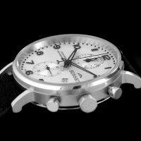 Zegarek męski Bisset klasyczne BSCE84SASB05AX - duże 4