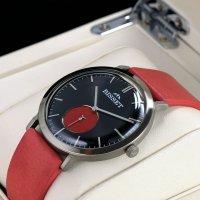 Zegarek męski Bisset klasyczne BSCF15DIBR03BX - duże 2