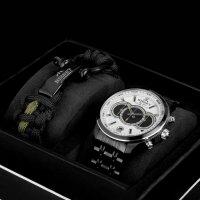 Zegarek męski Bisset męskie BSDE95TISB20AX - duże 4