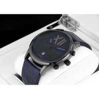 Zegarek męski Bisset nowoczesne BSFE89BIBD03AX - duże 2