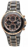 Zegarek męski Bisset sportowe BSFE10BIBZ10AX - duże 1