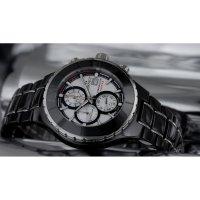 Zegarek męski Bisset sportowe BSFE10BISB10AX - duże 2