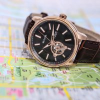 Zegarek męski Bulova automatic 97A109 - duże 4