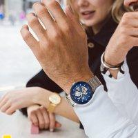 Zegarek męski Bulova futuro 96A204 - duże 4