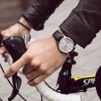 Zegarek męski Bulova classic 96C130 - duże 4