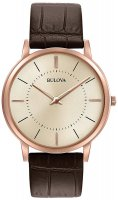 Zegarek męski Bulova classic 97A126 - duże 1