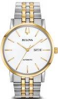 Zegarek męski Bulova classic 98C130 - duże 1