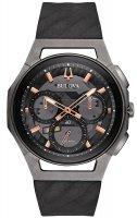 Zegarek męski Bulova curv 98A162 - duże 1