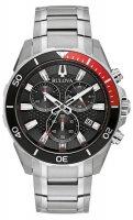 Zegarek męski Bulova męskie 98B344 - duże 1