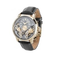 Zegarek męski Carl von Zeyten oberkirch CVZ0064GGY - duże 2