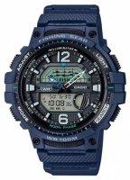 Zegarek męski Casio casio WSC-1250H-2AVEF - duże 1