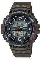 Zegarek męski Casio casio WSC-1250H-3AVEF - duże 1