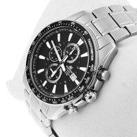 Zegarek męski Casio EDIFICE edifice momentum EF-547D-1A1VEF - duże 3
