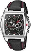 Zegarek męski Casio edifice momentum EFA-120L-1A1 - duże 1