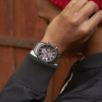 Zegarek męski Casio EDIFICE edifice premium EFS-S540DB-1AUEF - duże 5