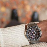 Zegarek męski Casio EDIFICE edifice premium EFS-S540DB-1AUEF - duże 6