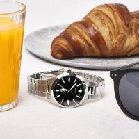 Zegarek męski Casio EDIFICE edifice momentum EFV-100D-1AVUEF - duże 2