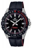 Zegarek męski Casio edifice momentum EFV-120BL-1AVUEF - duże 1
