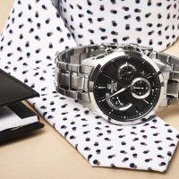 Zegarek męski Casio edifice momentum EFV-580D-1AVUEF - duże 2