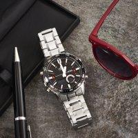 Zegarek męski Casio edifice momentum EFV-C100D-1AVEF - duże 5