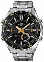 Zegarek męski Casio edifice momentum EFV-C100D-1BVEF - duże 1