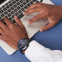 Zegarek męski Casio edifice premium ECB-800DC-1AEF - duże 6