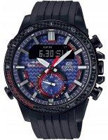 Zegarek męski Casio edifice premium ECB-800TR-2AER - duże 1