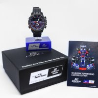 Zegarek męski Casio edifice premium ECB-800TR-2AER - duże 3