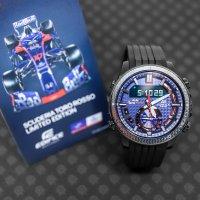 Zegarek męski Casio edifice premium ECB-800TR-2AER - duże 4