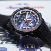 Zegarek męski Casio edifice premium ECB-800TR-2AER - duże 5