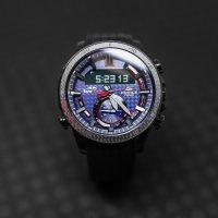 Zegarek męski Casio edifice premium ECB-800TR-2AER - duże 7