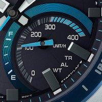 Zegarek męski Casio edifice premium ECB-900DB-1BER - duże 2