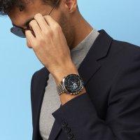 Zegarek męski Casio edifice premium ECB-900DB-1BER - duże 6