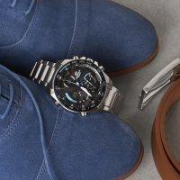 Zegarek męski Casio edifice premium ECB-900DB-1BER - duże 5