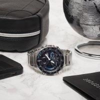 Zegarek męski Casio edifice premium ECB-900DB-1BER - duże 4