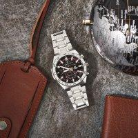 Zegarek męski Casio edifice premium EFR-564D-1AVUEF - duże 3