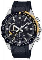 Zegarek męski Casio edifice premium EFR-566PB-1AVUEF - duże 1
