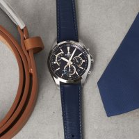Zegarek męski Casio edifice premium EFS-S530L-2AVUEF - duże 2