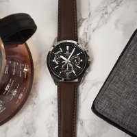 Zegarek męski Casio edifice premium EFS-S530L-5AVUEF - duże 3