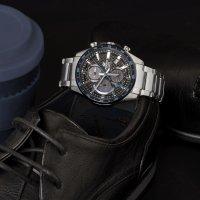 Zegarek męski Casio EDIFICE edifice premium EFS-S540DB-1BUEF - duże 3