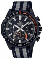 Zegarek męski Casio edifice premium EFS-S550BL-1AVUEF - duże 1